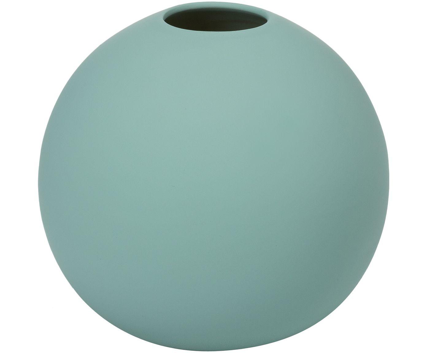 Setzen Sie Ihre Blumen in Szene: Shoppen Sie Vase Ball in Mintgrün und weitere Vasen von COOEE DESIGN auf >> WestwingNow.