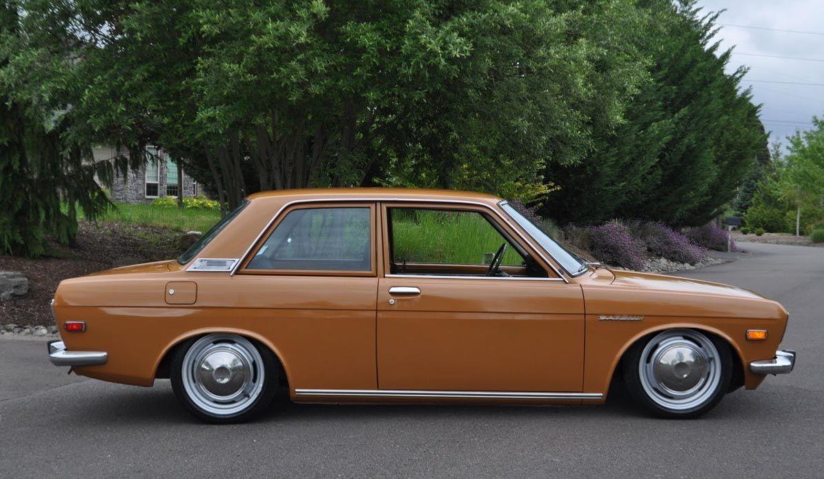 1972 Datsun 510 Maintenance/restoration of old/vintage