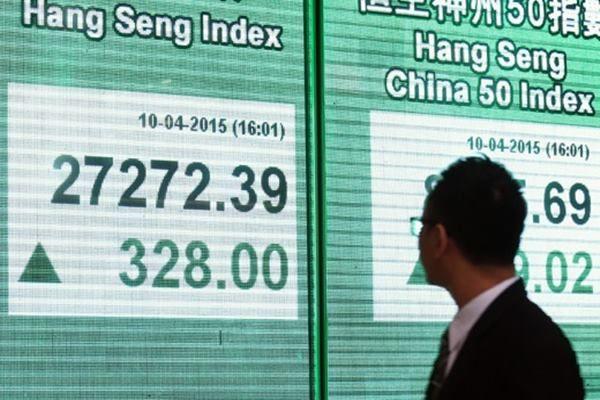 Equity World Surabaya Di Hong Kong Indeks Hang Seng Hsi Turun