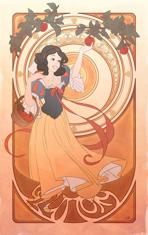 Seven Deadly Sins: Disney Princess Edition: