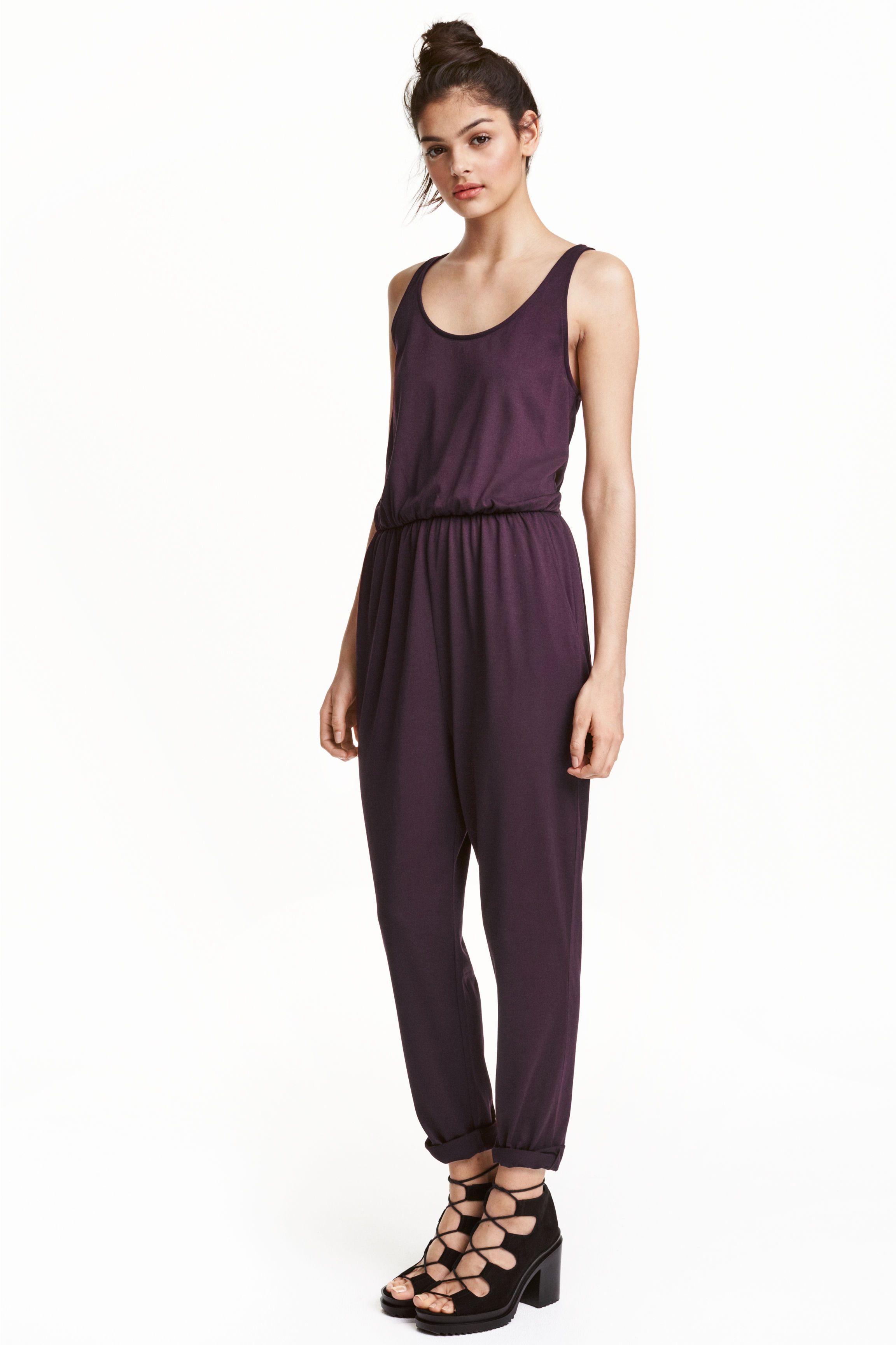 Sleeveless jumpsuit | H&M