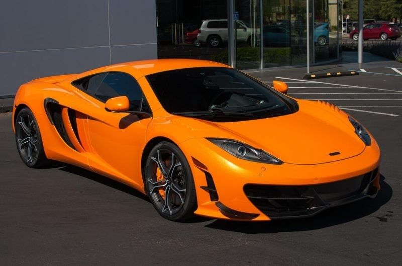 Sports Cars That Start With M [Luxury and Expensive