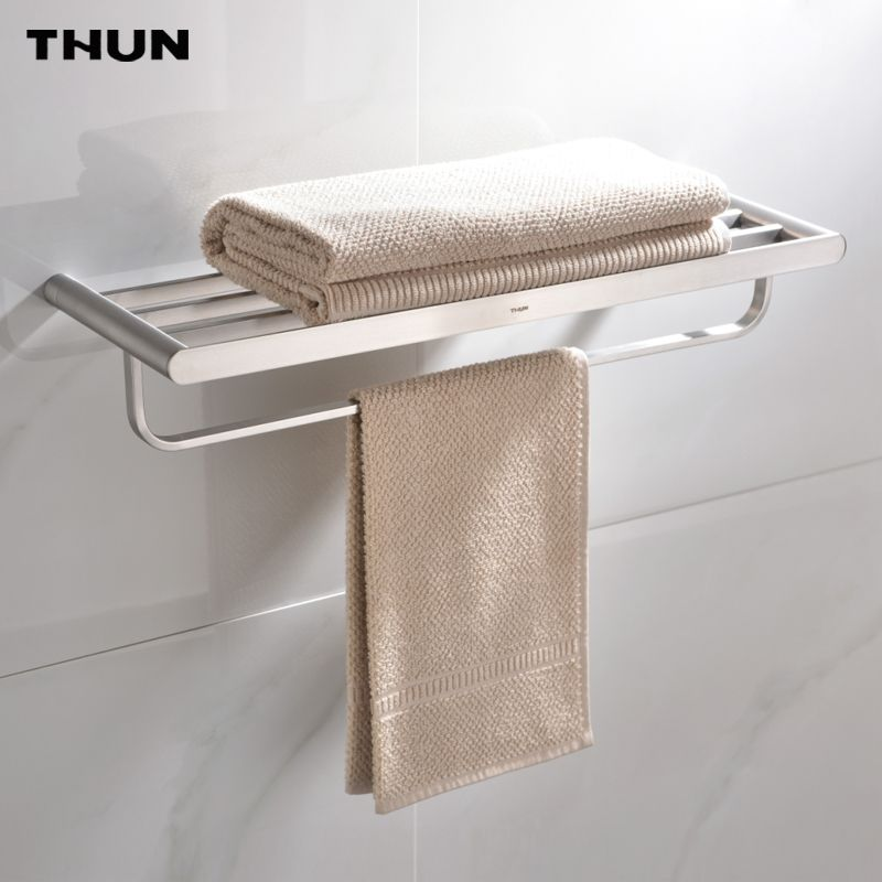Thun European Wall Mounted Brushed Finish 304 Stainless Steel