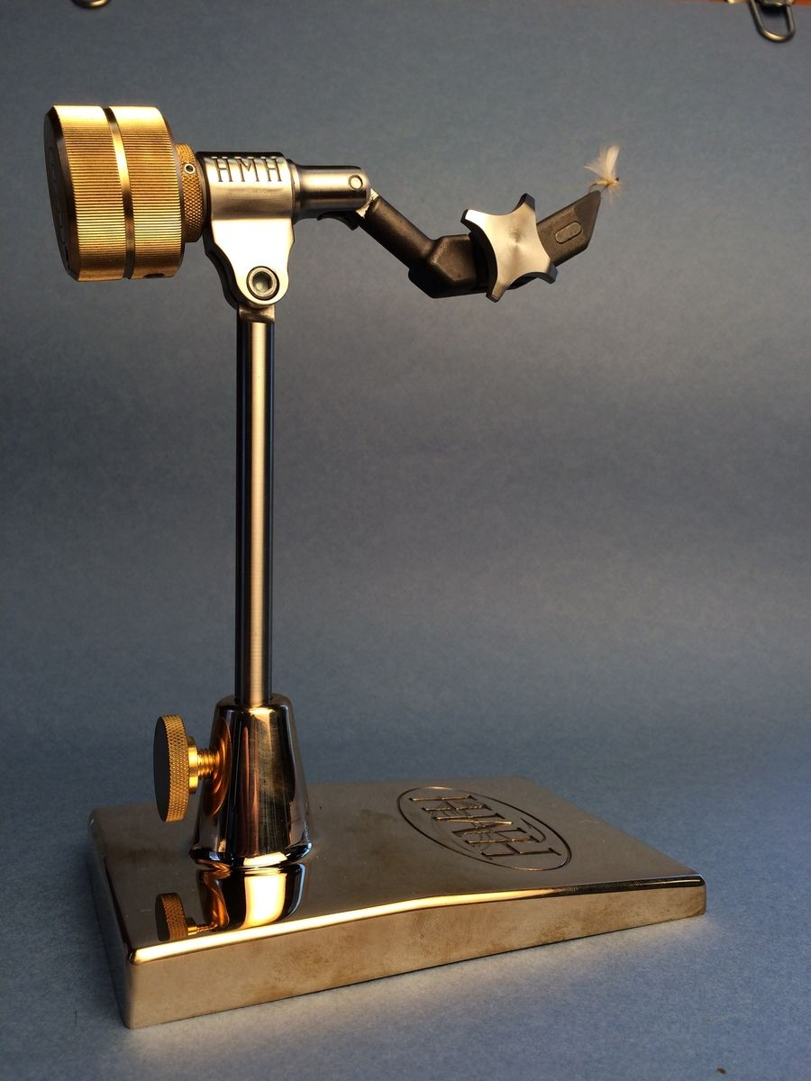 HMH TRV - TYING VISE - Fly Tying - Maine Fly Fish | Fly tying, Fly ...
