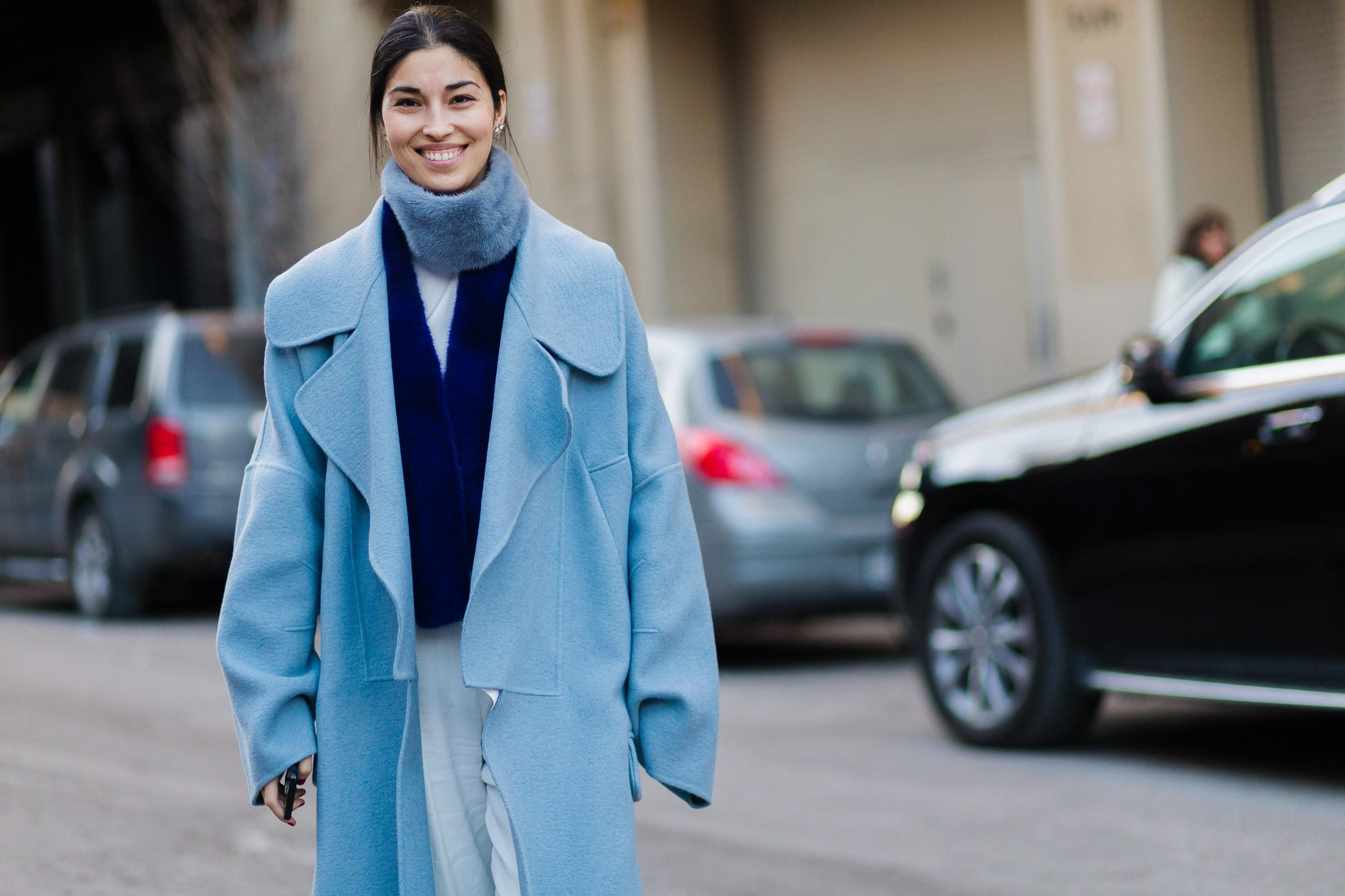 Candyland Furs: NYFW's Must-Have Accessory