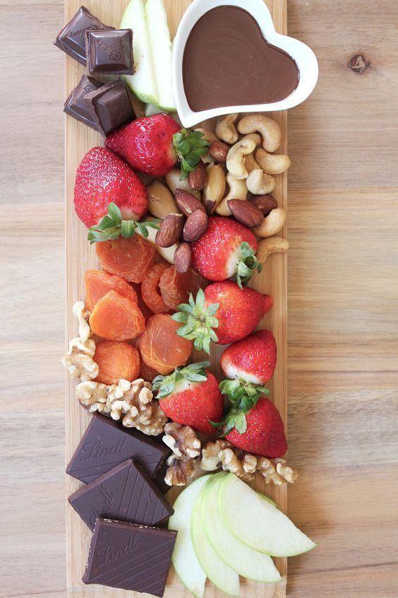 mesa-de-frutas-30   cocina entretenida y creativa   Pinterest   Food ...