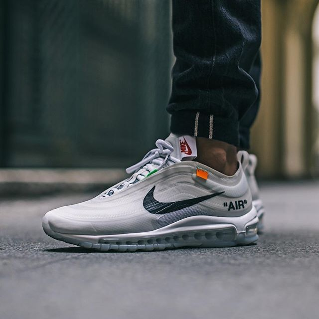 Authentic Nike Air Max 97 Off White Trainers
