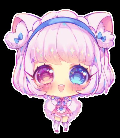 Sugar Sugar Puff By Pemiin Cute Anime Chibi Anime Chibi Chibi Anime Kawaii