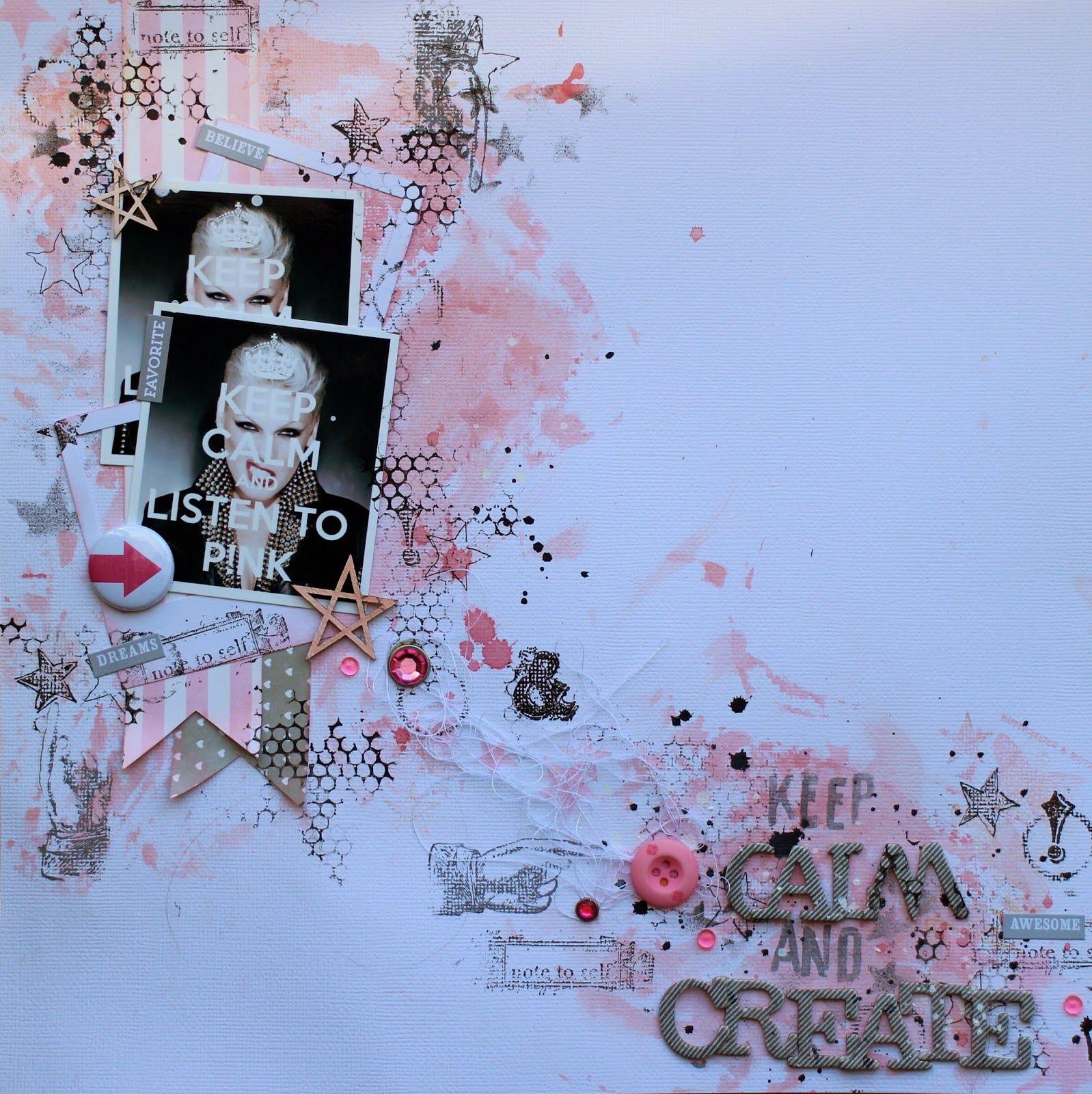 Denyse Bedard (Scrap & Music DT)