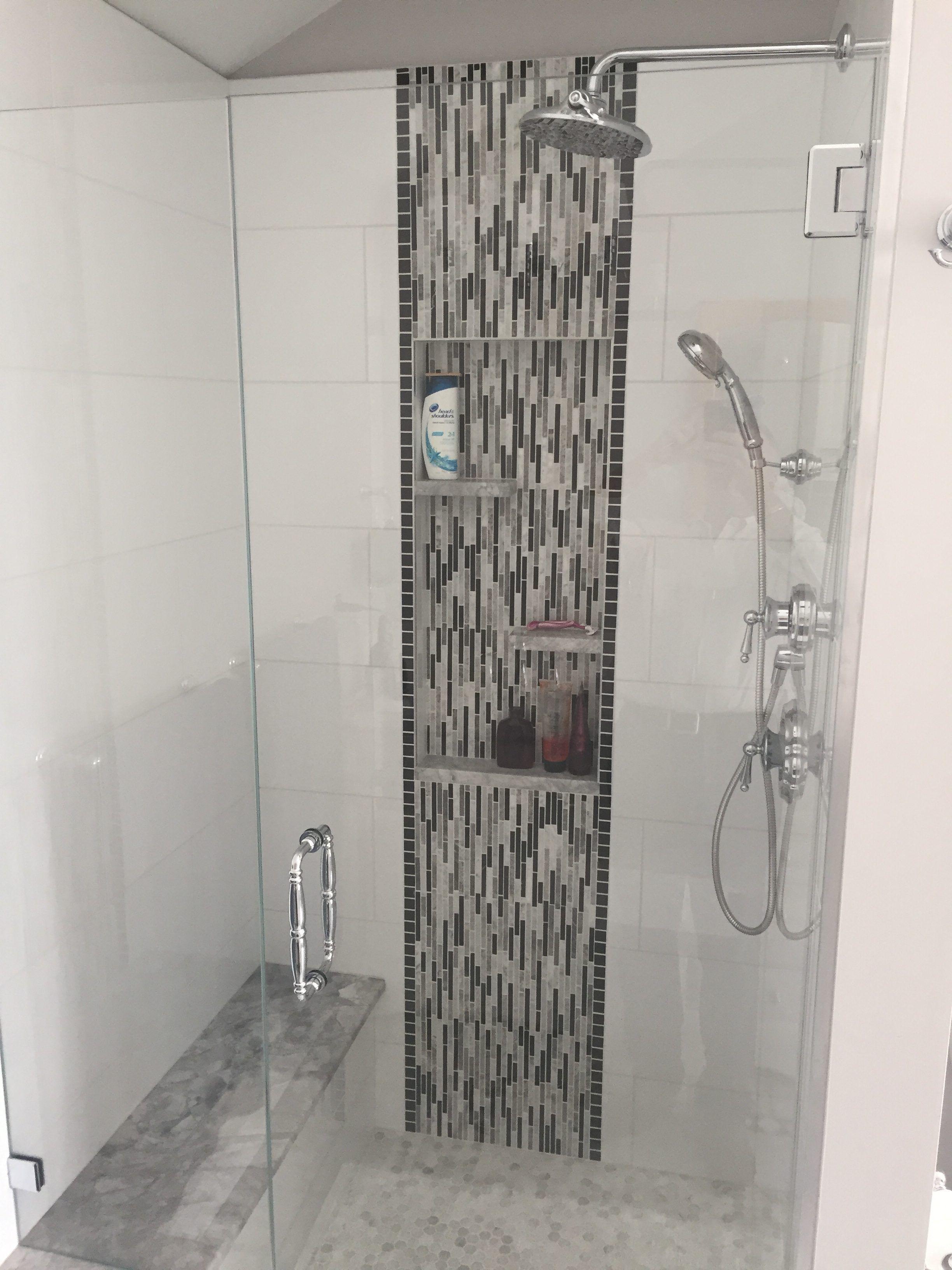 Bathroom Glass Tile Mosaics Marble Tile Northern Virginia