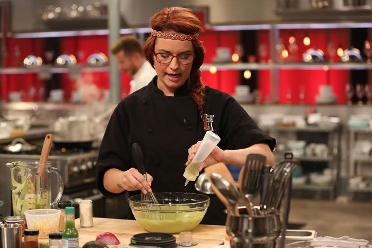 Strategy, Sabotage and A Kitchen Dream Come True | Cutthroat kitchen ...