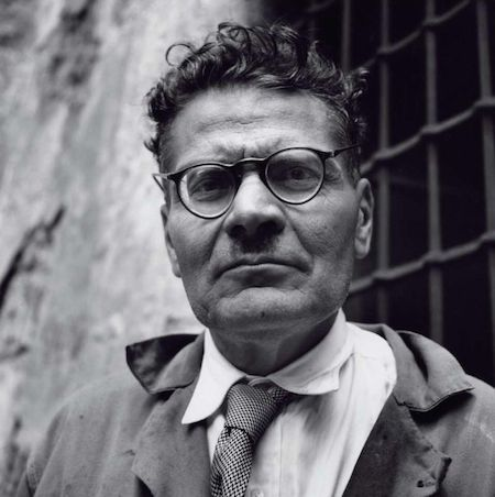 JOSÉ CLEMENTE OROZCO (1883–1949) lost a hand at age 21, while making fireworks.