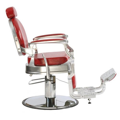 Accent Barber Chair Brookings: Pin On Heavy Duty Leather Man Salon Styling Chair Vintage