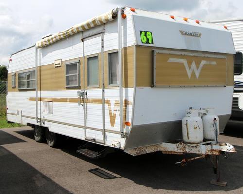 Used 1969 WINNEBAGO WINNEBAGO WINNEBAGO $1,500 | Travel Trailer