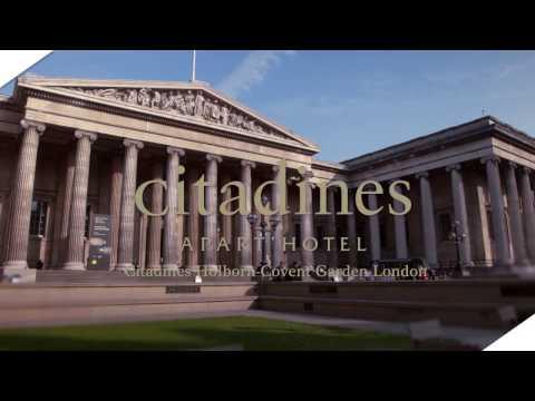 מלון דירות מומלץ Citadines Apart Hotel London serviced