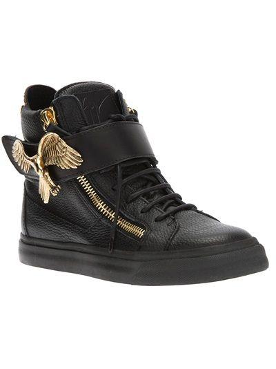 Giuseppe Zanotti | Black shoes women