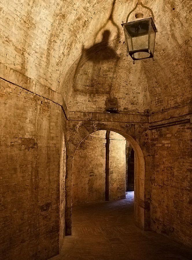 Perugia's Rocca Paolina