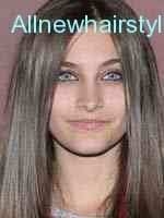 nice Paris Jackson Hairstyles