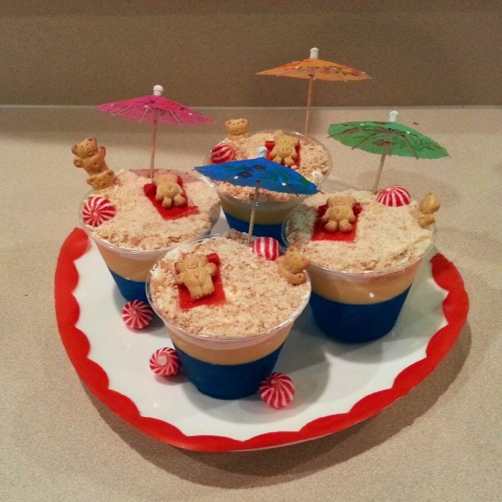 Birthday Cake Teddy Grahams Ingredients