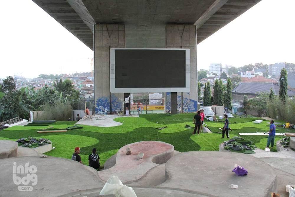 Bandung Movie Park - South East Asia Urban Design