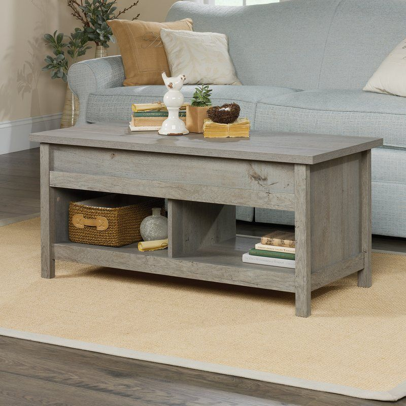 Tilden Lift Top Coffee Table With Storage Coffee Table Coffee