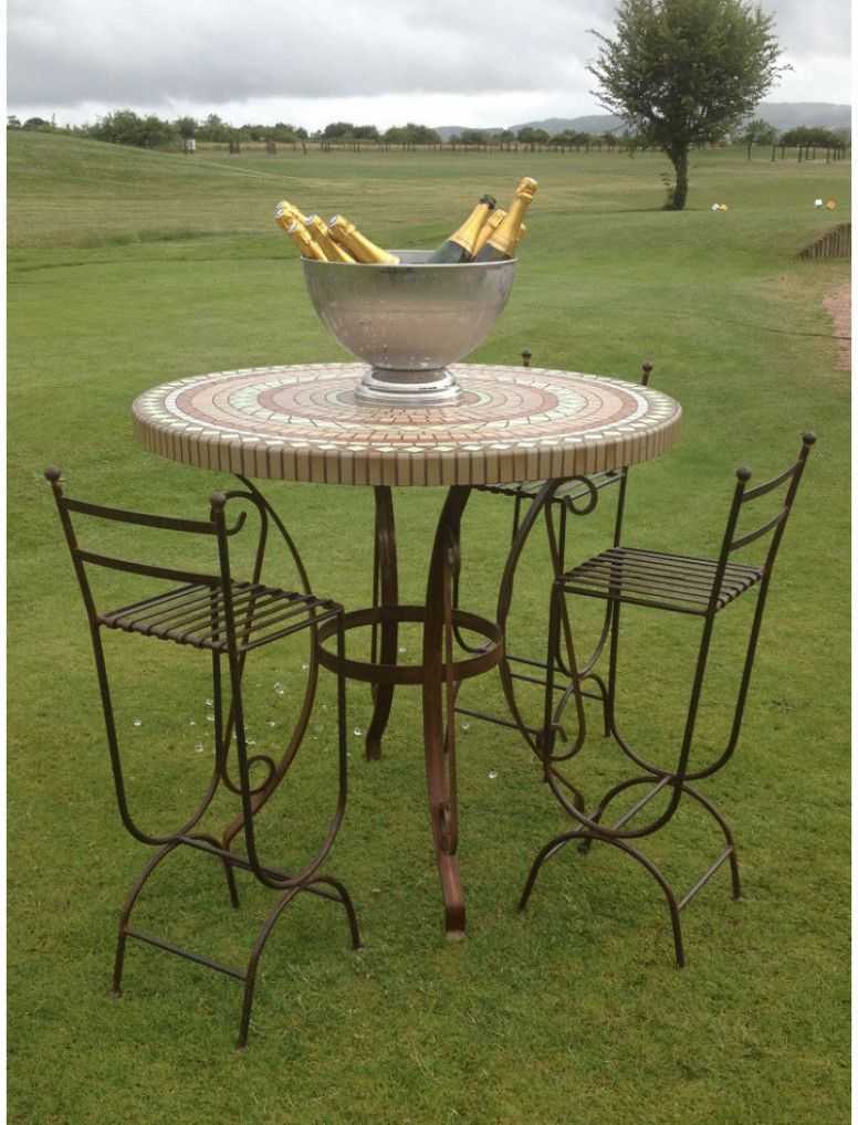 Leclerc Table De In 2020 Outdoor Decor Outdoor Tables Bird Bath