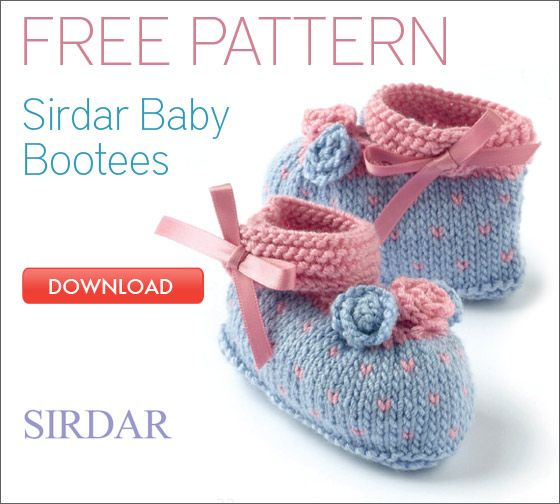 03c85ab7eee3 Free baby bootee pattern and 10% off our new range of toy books ...