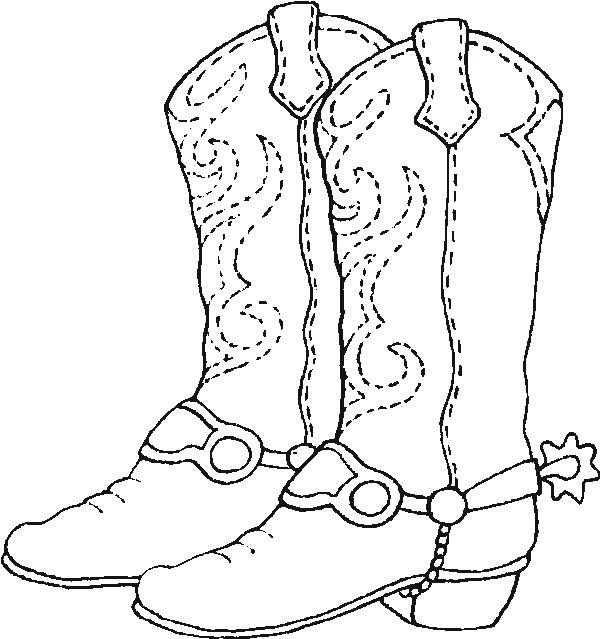 best-cowboy-coloring-pages-5-for-kids.jpg (600×639 ...