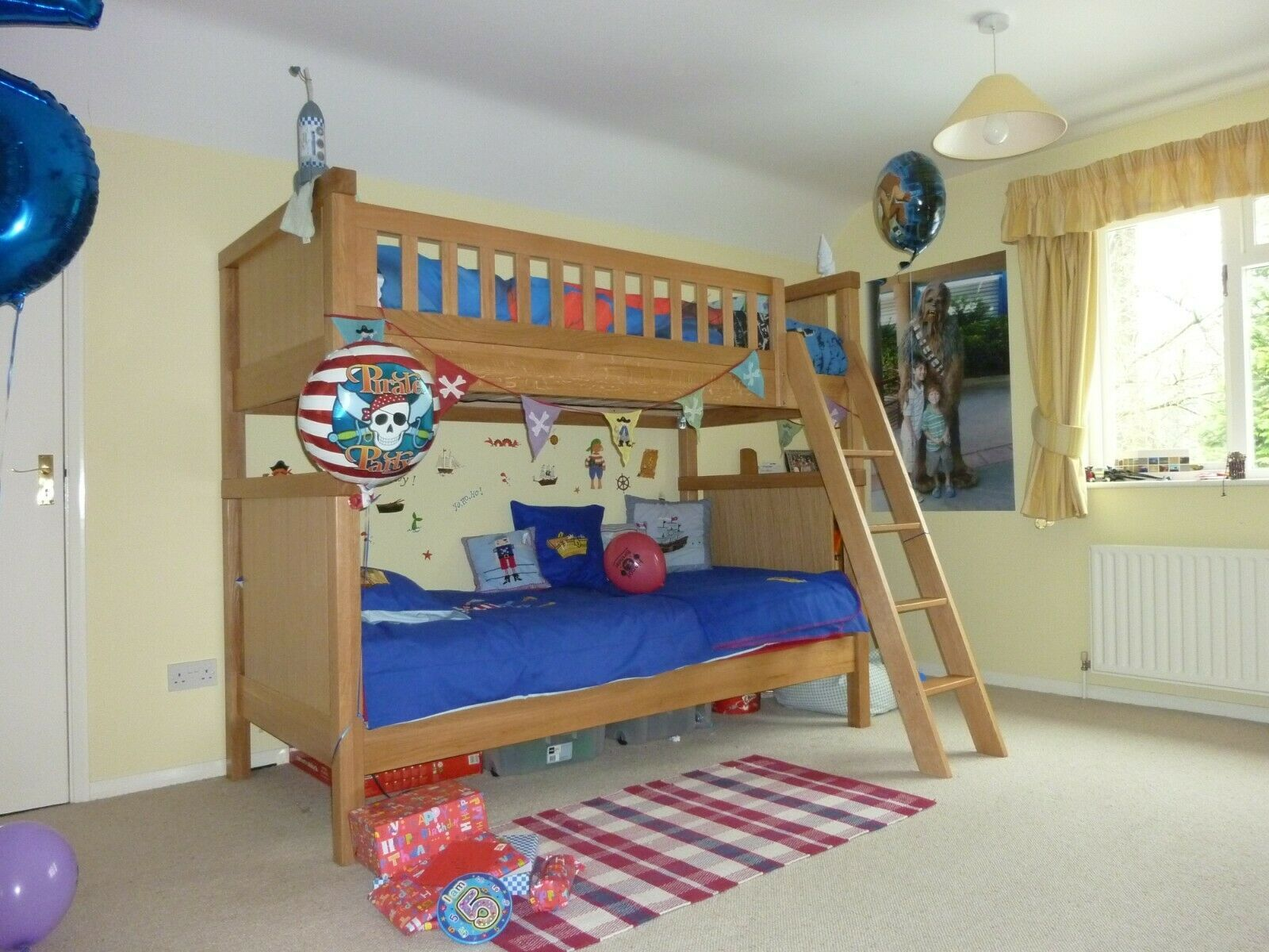 Oak Bunk Beds in 2020 Oak bunk beds, Bunk beds, Bed