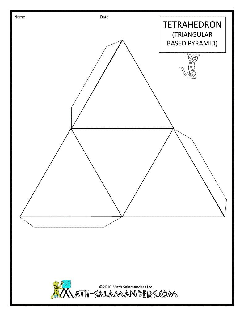 Printable 3d Shape Nets  Maths  Pinterest  Shape, 3d and 3d shapes printable worksheets, math worksheets, multiplication, education, free worksheets, and worksheets Nets Of 3d Shapes Worksheets 1022 x 790
