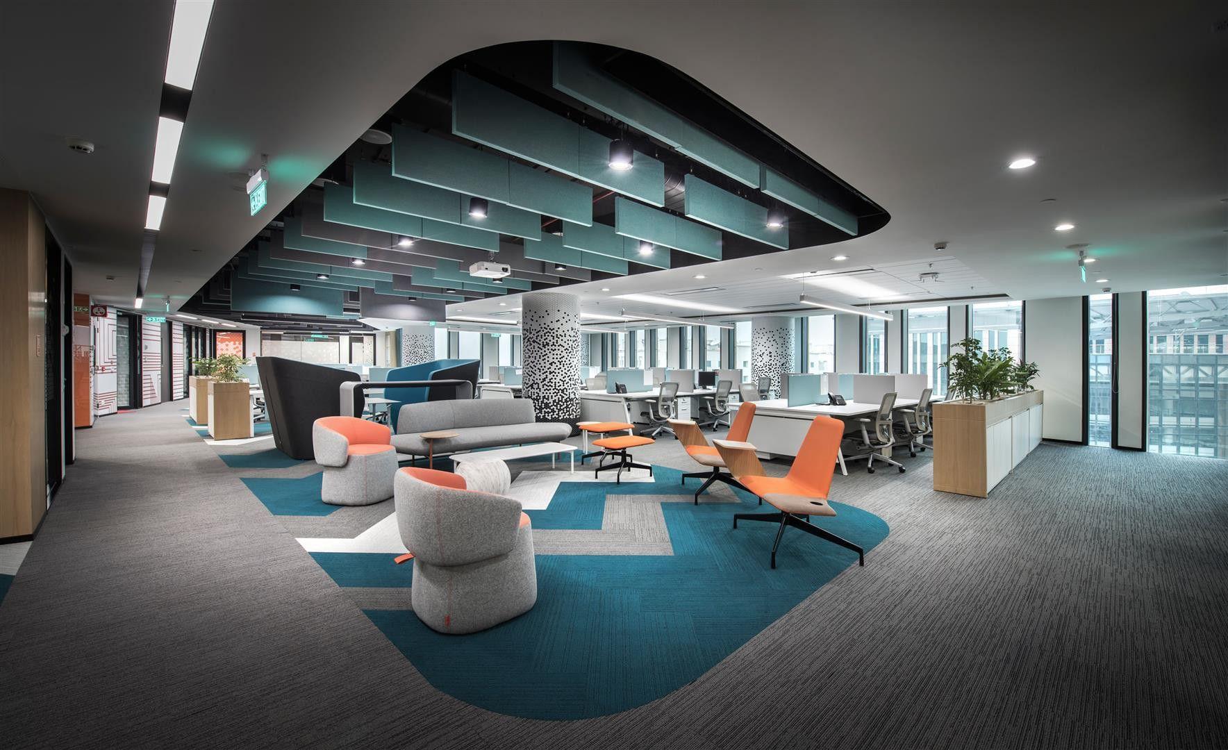 Creative Office, Commercial Office Design, Hong Kong ...