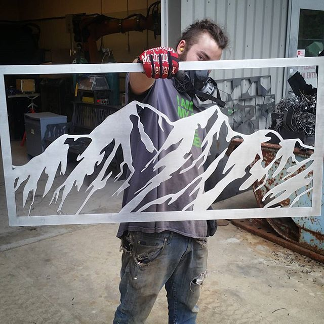 Brushed Stainless Steel Woodworkingideas Silhouette