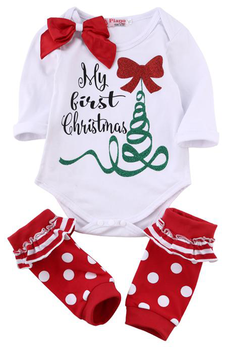 ed6ad8e8e831 Christmas Bow Ribbon Set