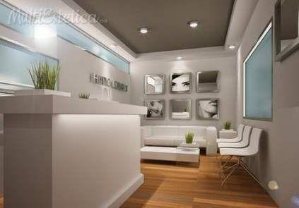 Medical Office Ideas Waiting Area Reception Desks 45+ Ideas For 2019 #medical