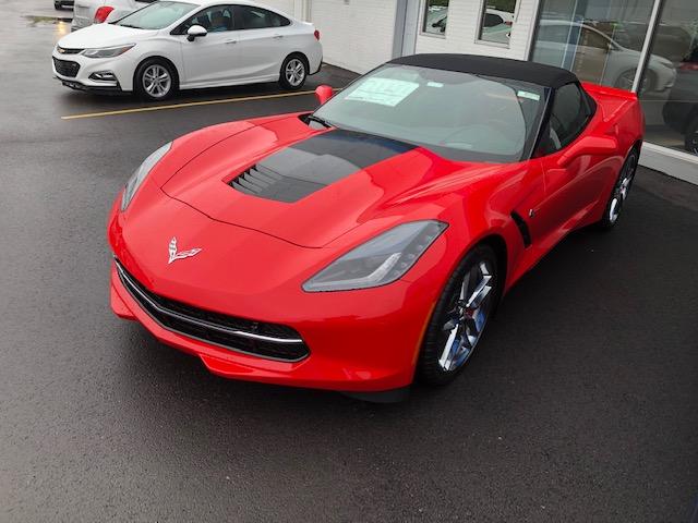 2019 Corvette Stingray Convertible 2lt Corvette Corvette Stingray Corvette For Sale
