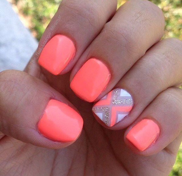 45 Warm Nails Perfect For Spring Design Summer And Spring