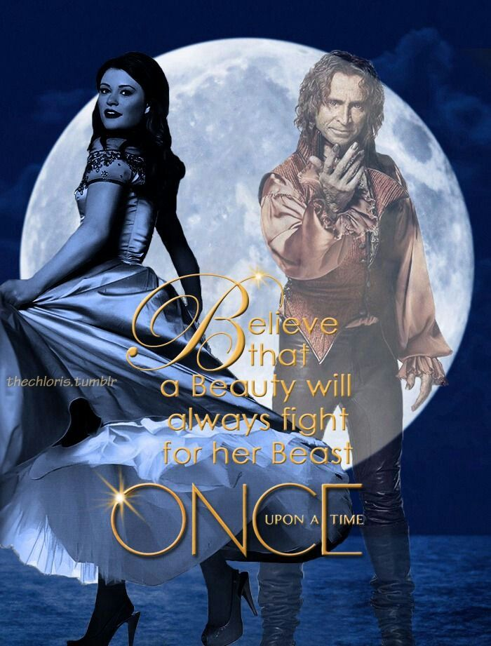 Once upon a time - Rumbelle