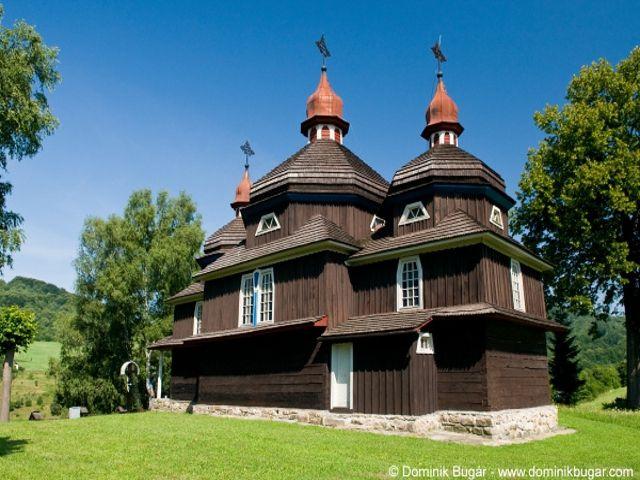 Wooden Churches of Carpathian Mountain