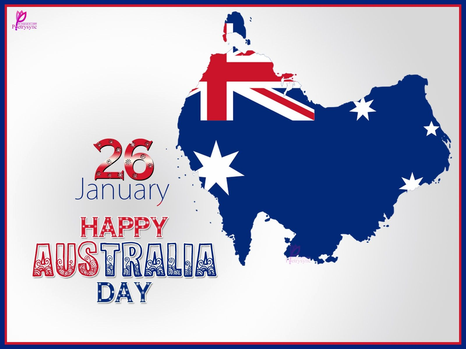 Happy australia day greetings and wishes image wallpaper happy australia day greetings and wishes image wallpaper kristyandbryce Gallery