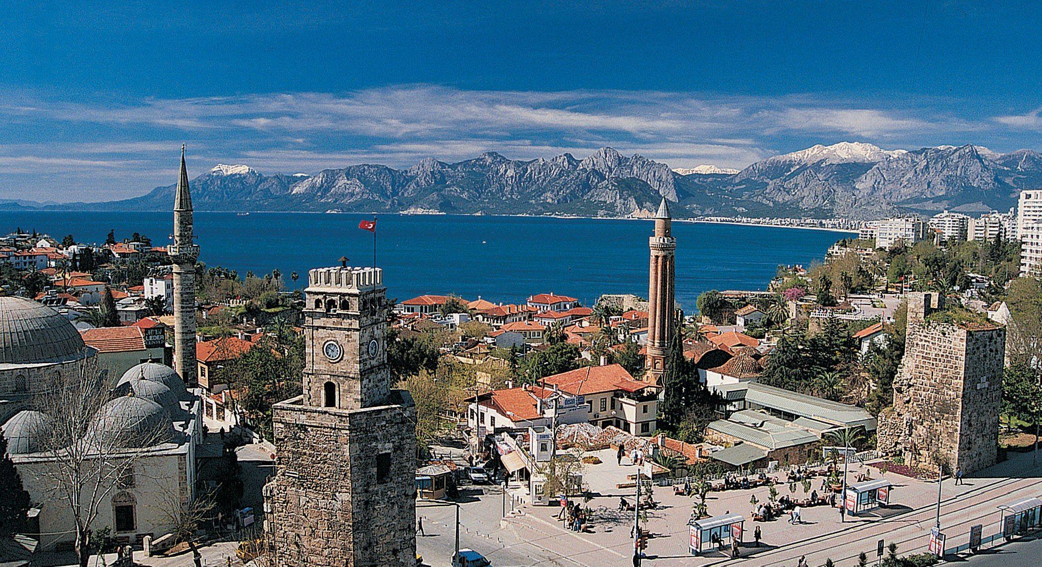 Bildresultat för antalya old town