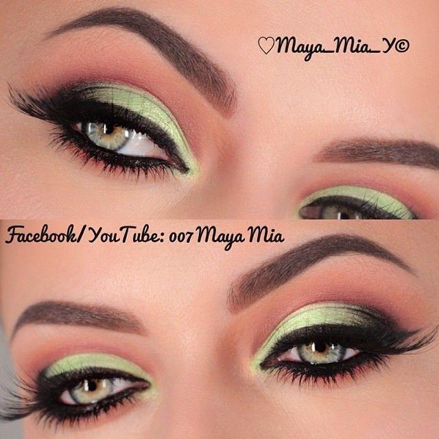New Springsummer 2014 Amazing Eyes Makeup Pinterest Summer