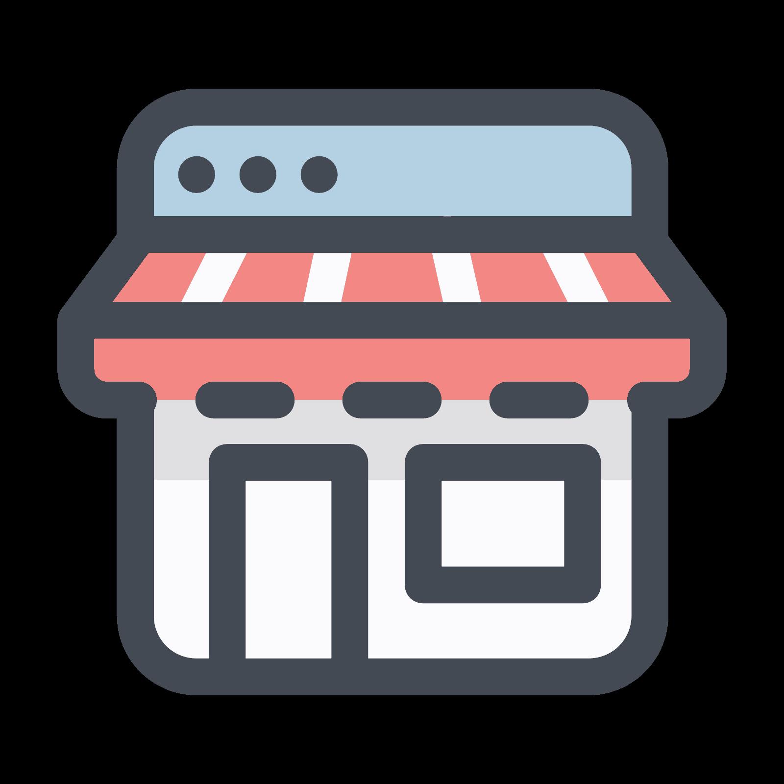 Online Store Icon Store Icon Online Store Icon