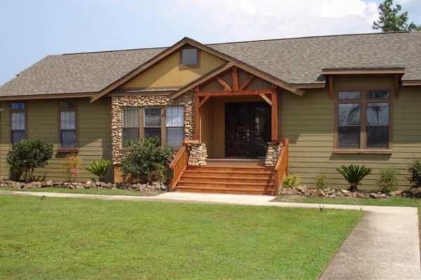 Manufactured Home Floor Plan CLAYTON Adirondack