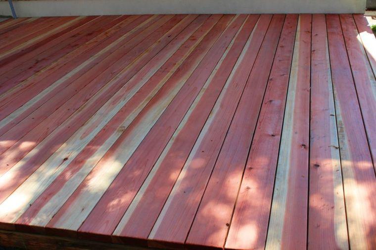 Comment construire une terrasse en bois - guide pratique pour - Comment Monter Une Terrasse En Bois