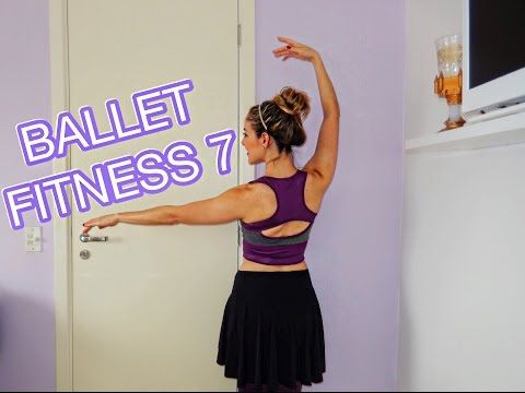 Ballet Fitness Iniciante 6 - Priscila Guedes - YouTube #balletfitness