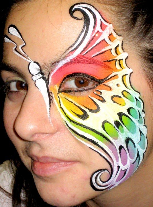 Animal Pictures Animal Photos Blog Funny Face Paint Pictures