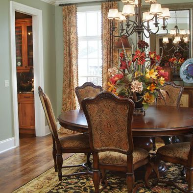 Traditional Dining Room Centerpieces Design Pictures Dining