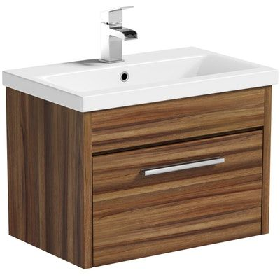 and drawer tile bath mounted basin depot ikon the wall product unit