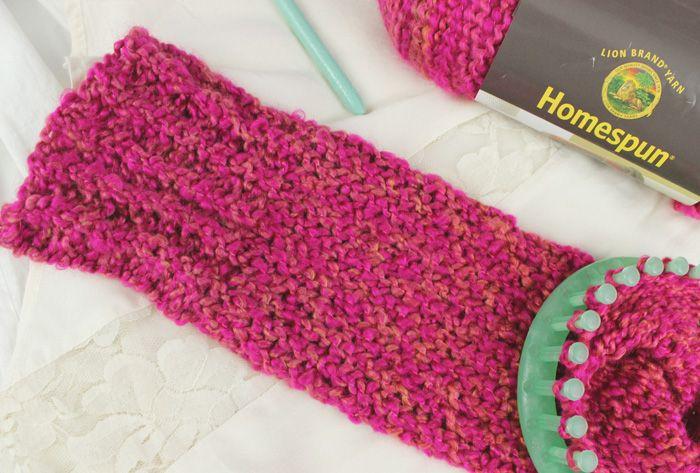 Knifty Knitter Craft Ideas