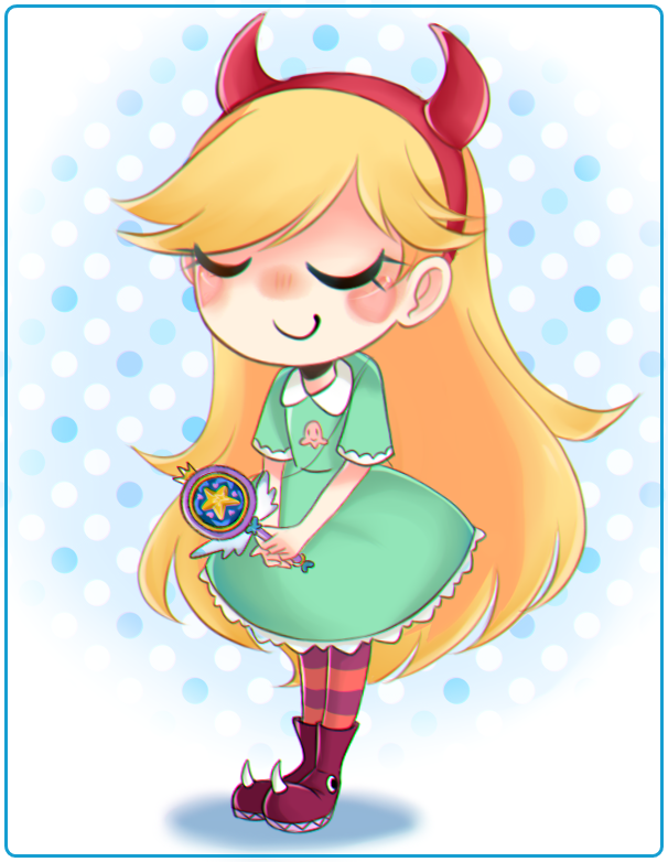 Star Butterfly by Reina-house